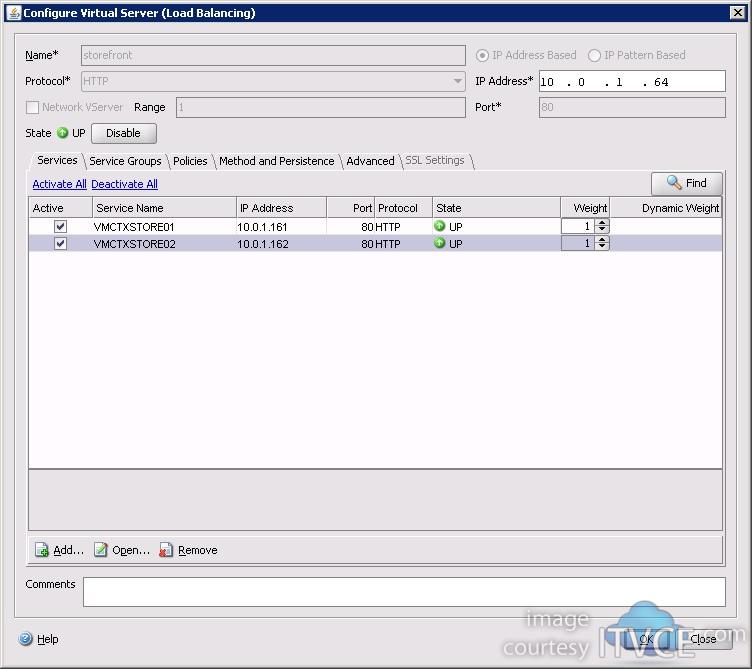 Citrix: Creating a Load Balanced Multi-Node Citrix Receiver