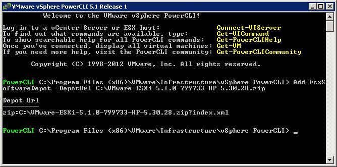 HP Customized VMware vSphere ESXi 5 1 Installation Media Does Not