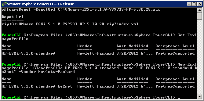 HP Customized VMware vSphere ESXi 5 1 Installation Media Does Not