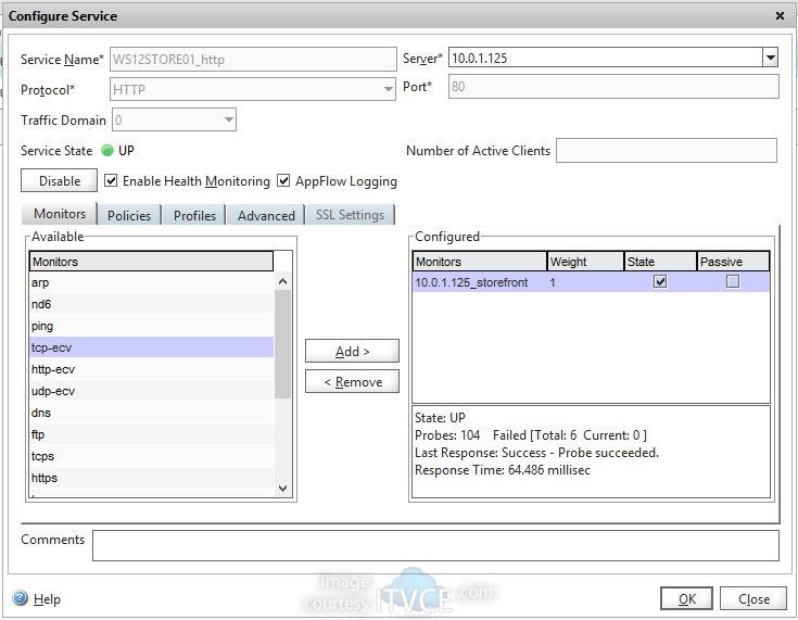 Creating a Load Balanced Multi-Node Citrix StoreFront 2 0