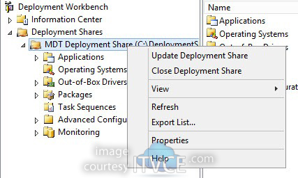 Installing and Configuring Microsoft Deployment Toolkit (MDT