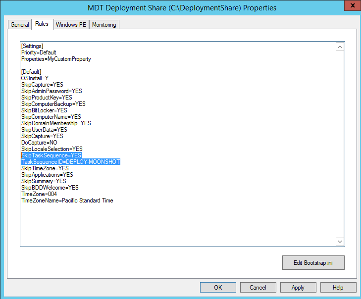Using Microsoft Deployment Toolkit (MDT) 2013 to Deploy