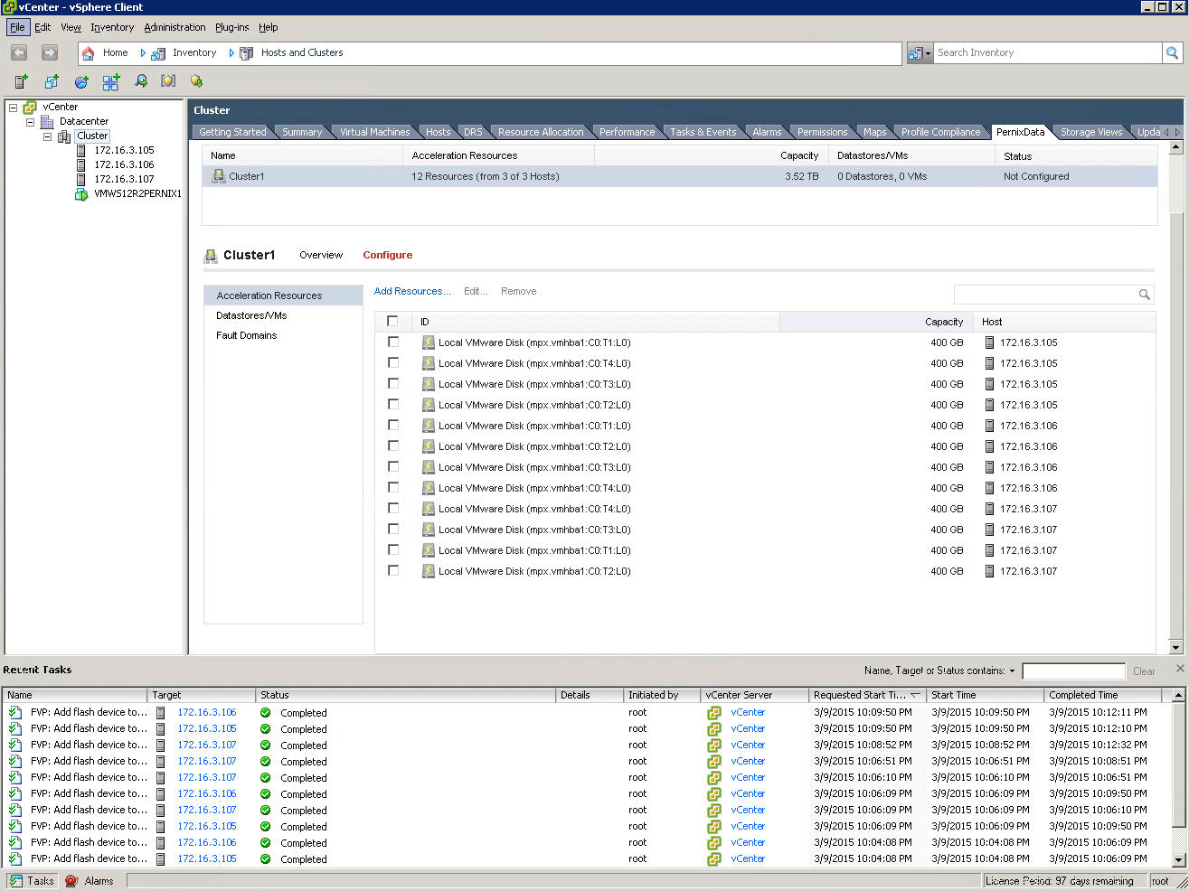 PernixData FVP 2 5 – Quick and Painless Host-Side Read and Write SAN