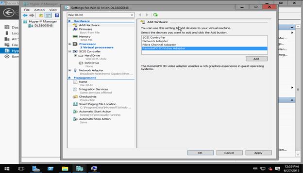 Deploying Windows 10 Virtual Desktop Infrastructure on