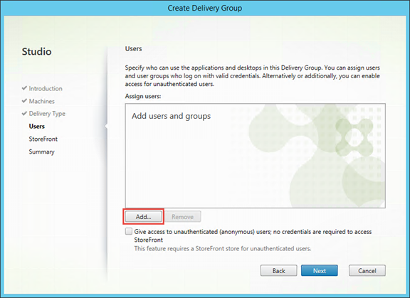Deploying Citrix XenDesktop Linux VDA using Red Hat
