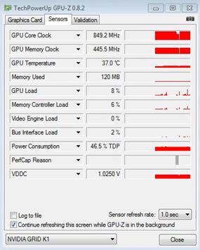 Dust Free! NVIDIA GRID and a GPU Deep Dive: Guest Blog Post